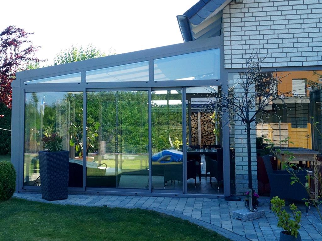 pergola aluminium petit budget luxembourg metzger. Black Bedroom Furniture Sets. Home Design Ideas